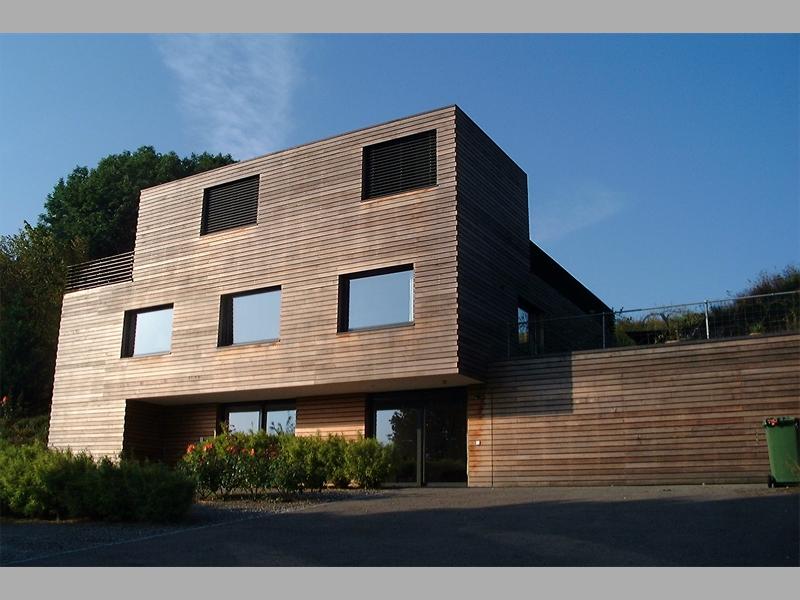 Walter Kalin Holzbau Ag Fassadenbau
