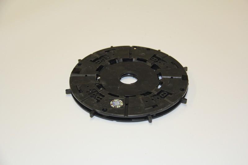Stelzlager in Kunststoff 11-15 mm