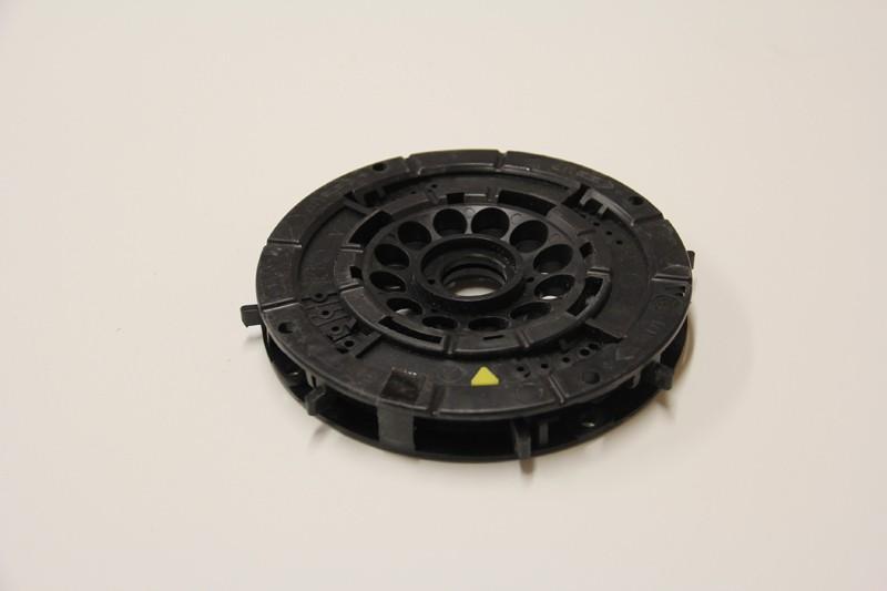 Stelzlager in Kunststoff 15-19 mm